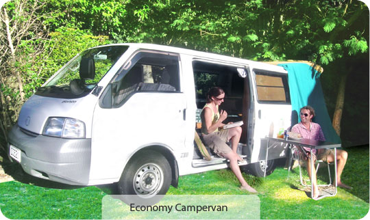 Rental Car Village - Budget Campervan rental New Zealand