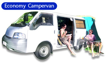 Campervan Hire New Zealand - Campervan hire Auckland and Christchruch